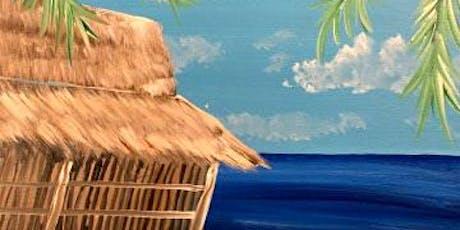 Dream Home Paint Night on Wine Wednesday in La Jolla Windandsea tickets