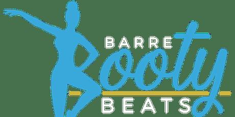 Barre Booty Beats Pop Up Class tickets