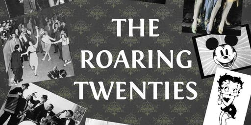 Roaring 20's New Year's Eve Bash!