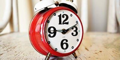 Dich selbst & Deine Zeit managen