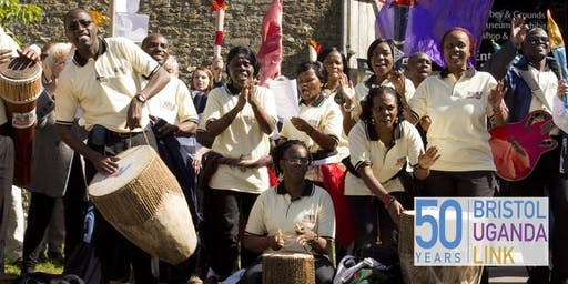 50th Celebrations with Uganda Youth Fellowship Choir