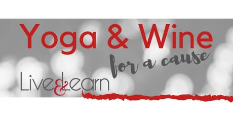 Yoga & Wine for a Cause tickets