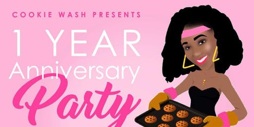 Cookie Wash 1 Year Anniversary Event
