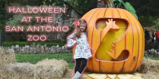 San Antonio Spartans Fall Service Event - Zoo Boo!