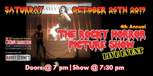 4th annual Rocky Horror Picture Show Live Event