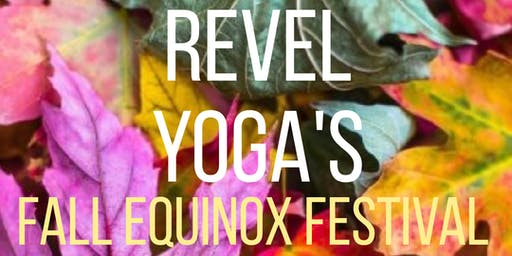 Fall Equinox Yoga Festival