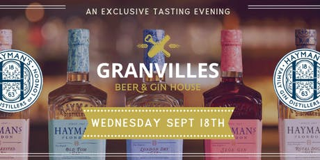 An exclusive tasting evening with Hayman's - A true English Gin tickets