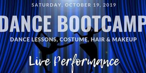 Dance Bootcamp & Live Performance