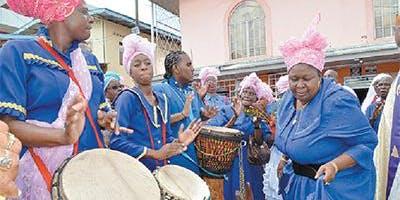 Asaase Afua Healing Drum Circle