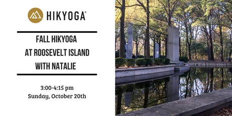 Fall Hikyoga® at Roosevelt with Natalie tickets