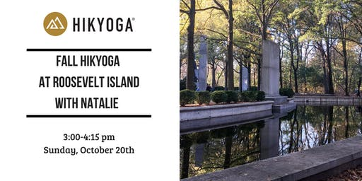 Fall Hikyoga® at Roosevelt with Natalie