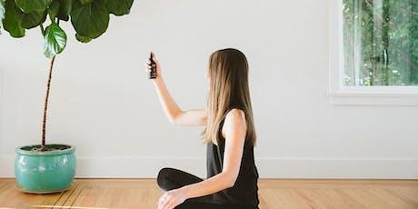 Saje Wellness x CorePower Yoga tickets
