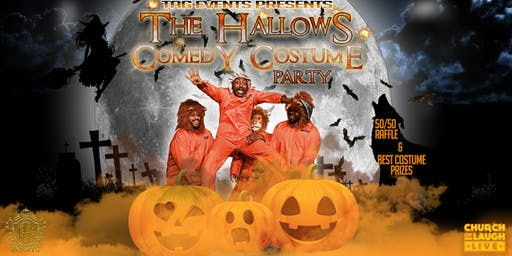 The Hallows Comedy Costume Party