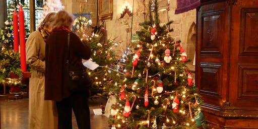 Christmas Tree Festival Preview Evening