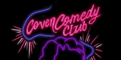 Coven Comedy Club 20 Sept