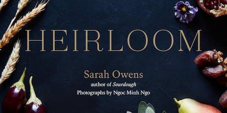 Sourdough Starter Workshop + Heirloom  Book Release with Sarah Owens! tickets