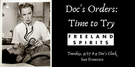 Doc's Orders: Time to try Freeland Gin tickets