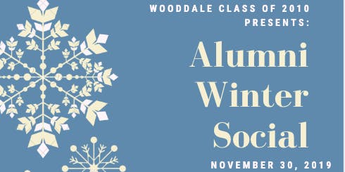 Wooddale's Alumni Winter Social