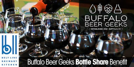 Buffalo Beer Geeks Bottle Share Benefit for Kevin Guest House tickets