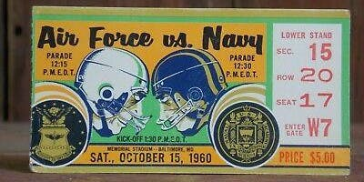 Air Force vs. Navy Football Joint Watch Party