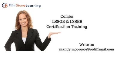 Combo LSSGB & LSSBB Bootcamp Training in St Cloud, MN