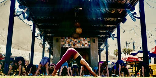 Beer Yoga - Sunday, Nov 3rd - 11am @ The Yard, McAllen, TX