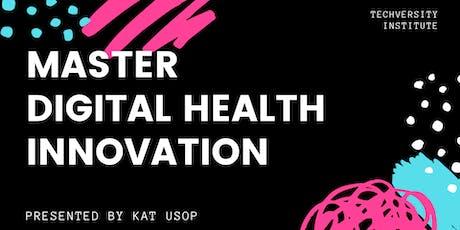 MASTER DIGITAL HEALTH INNOVATION billets