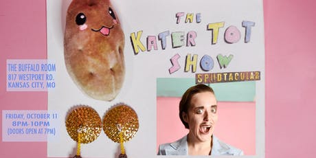 Kater Tot's Spudtacular Birthday Show! tickets
