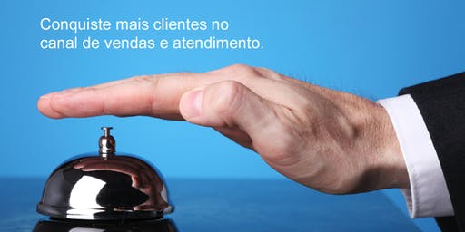 Salvador: Curso de Marketing de Serviços e Gestão de Atendimento, 70ª turma