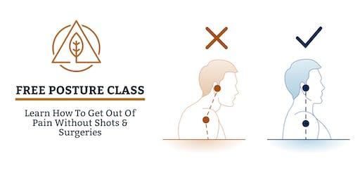 Free Posture Class