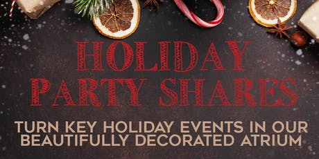 Holiday Party Share - Lunch tickets