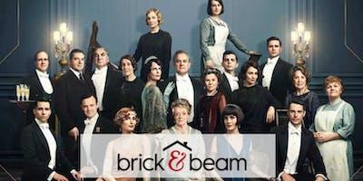 Downton Abbey Private Screening - Brick & Beam
