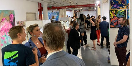 "Join Us for the NYAFAIR ""TriBeCa's Contemporary Art Fair"" - September  2019 tickets"