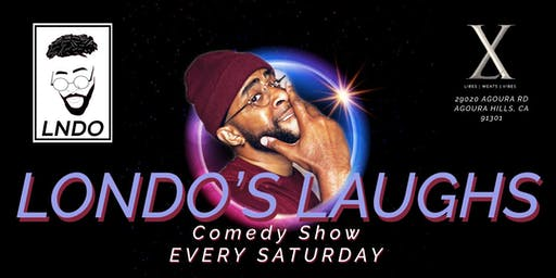 Londo's Laughs: Comedy Show Every Saturday