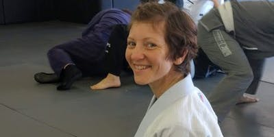 Jiujitsu Women Self Defense