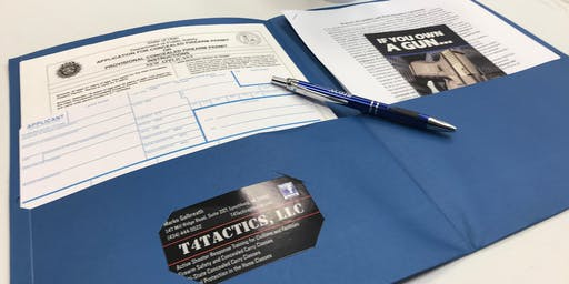 Concealed Firearm Permit Class