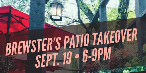 Patio Takeover @ Brewster's feat. Virtue Cider, Tabor Hill & Lake Brothers
