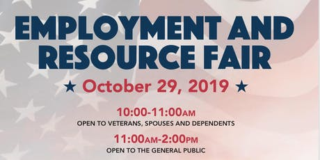 East-Central Illinois Employment and Resource Fair tickets
