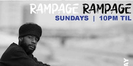 Rampage Sundays