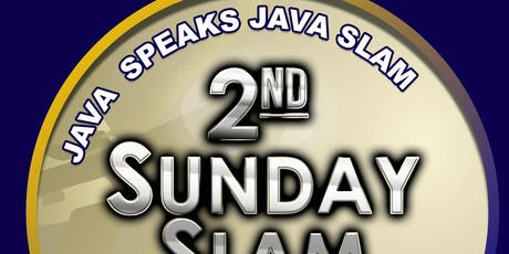 Java Speaks 2nd Sunday Slam tickets