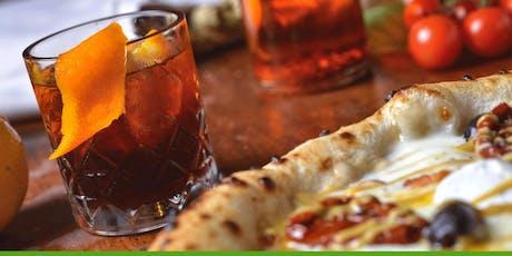 Degustazione con i Campioni Mondiali. Abbinamento Food & Beverage. biglietti