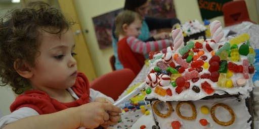 Gingerbread House Workshop