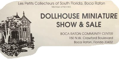 Miniature Show and Sale