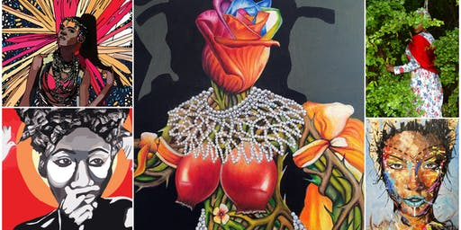 Caribbean Influential Group Art Exhibition