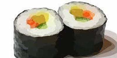 Kids Sushi Class - Kids Only