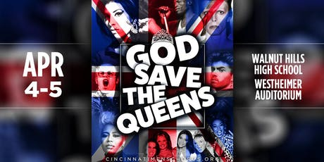 Spring Concert: God Save the Queens - Saturday tickets