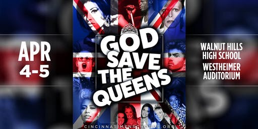 Spring Concert: God Save the Queens - Saturday