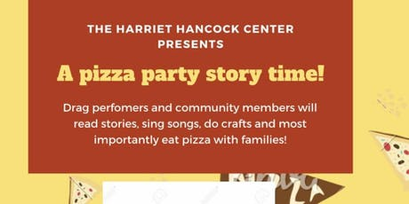Harriet Hancock presents: A pizza party storytime tickets