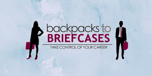 backpacks to BRIEFCASES