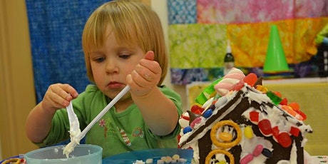 Allergy-Free Gingerbread House Workshop tickets
